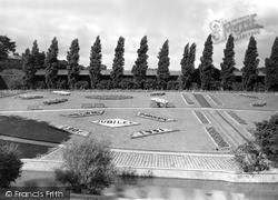 Wallsend, The Hall Grounds c.1955