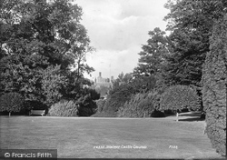 Castle Grounds 1906, Walmer