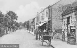 Dover Road c.1905, Walmer