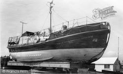 Lifeboat c.1960, Walmer