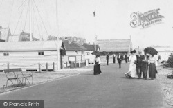 Promenade 1906, Walmer