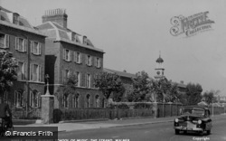 Royal Marines School Of Music, The Strand c.1955, Walmer