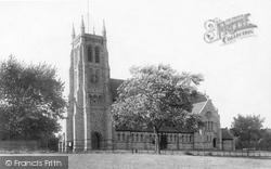 St Mary's Church 1906, Walmer