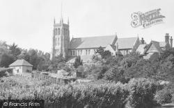 St Mary's Church 1924, Walmer