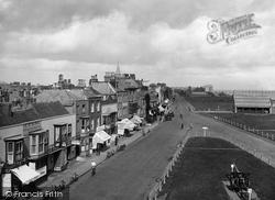 Strand And Promenade 1924, Walmer