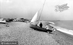 The Beach c.1960, Walmer