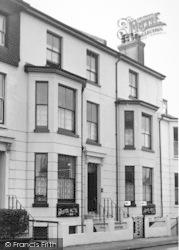 The Bristol Hotel c.1960, Walmer