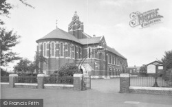 The Garrison Church Of St Michael And All Angels 1924, Walmer