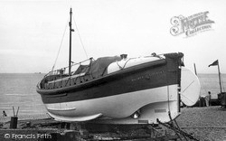 The Lifeboat c.1955, Walmer