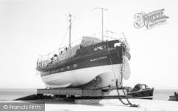 The Lifeboat c.1960, Walmer