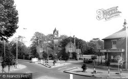 Approach To The Arboretum 1967, Walsall