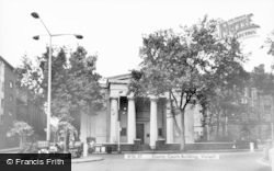 Walsall, County Courts Building c.1965