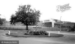 Walsall, New Blue Coat School c.1965