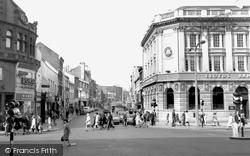 Walsall, Park Street 1967