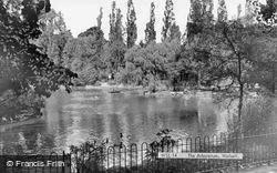 The Arboretum c.1965, Walsall