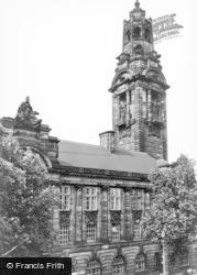 Walsall, Town Hall c.1965