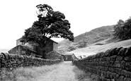 Walsden, Rough Stones Farm c1960