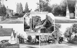 Walsham-Le-Willows, Composite c.1955
