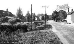 Walsham-Le-Willows, Riverside c.1955