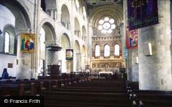 Waltham Abbey, Church, Interior 1988