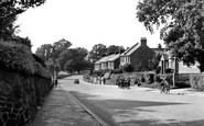 Waltham Abbey, Honey Lane c1955