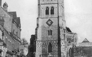 Example photo of Waltham Abbey
