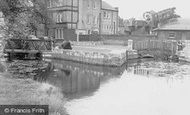 Waltham Abbey, the Corn Mill c1955
