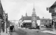 Example photo of Waltham Cross