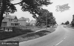 Waltham, Grimsby Road c.1960