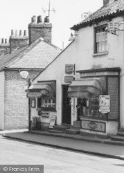 Waltham, High Street Shop c.1960