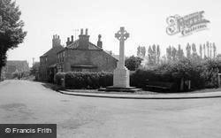 Waltham, The Cenotaph c.1960