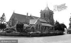 Waltham, The Church c.1960