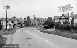 Waltham, The Cross Roads c.1960
