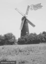 Waltham, The Mill c.1960