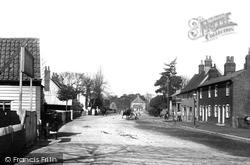 Walton, High Street 1899