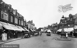 Walton-on-Thames, Church Street 1923