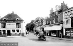 Walton-on-Thames, High Street 1923