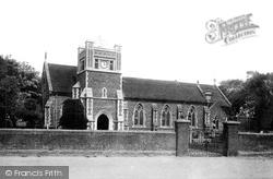 Walton, Parish Church, South West 1901