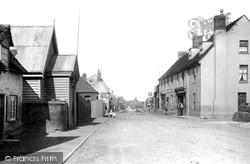 Walton, The Village 1899