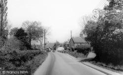 Wanborough, Callas Hill c.1965