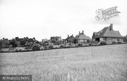 Wanborough, Ham Road c.1965