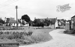 Wanborough, High Street c.1960