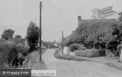 Wanborough, High Street c.1965