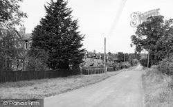Wanborough, Kite Hill c.1965