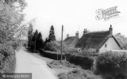 Wanborough, Lower Road c.1965