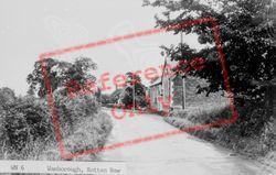 Wanborough, Rotten Row c.1965