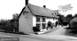 Wanborough, The Harrow Inn, High Street c.1965