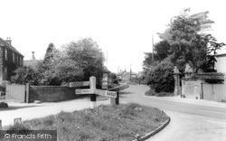 Wanborough, The Village c.1965
