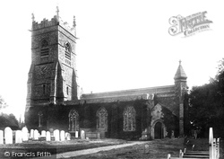 Wangford, St Peter And St Paul's Church 1895