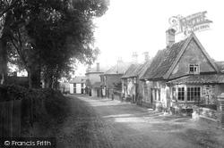 Wangford, The Village 1895